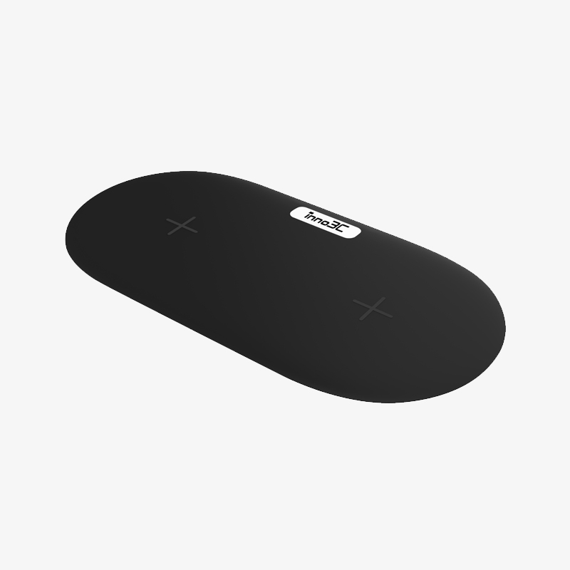 inno3C  Dual Wireless<br>Fast Charge Pad