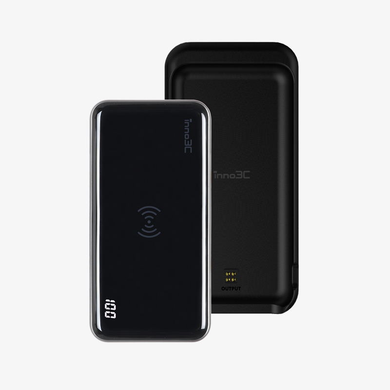 inno3C  Wireless FC<br>PD3.0 Power Bank 10000mAh