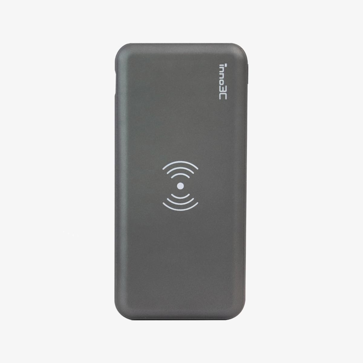 inno3C  WirelessFC<br>PD3.0 Power Bank 10000mAh